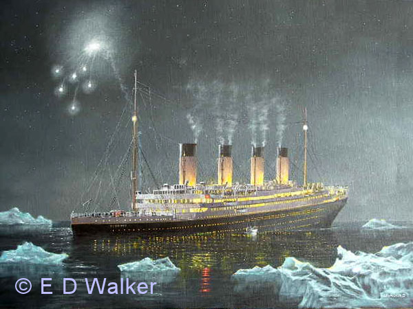 an analysis of the sinking of the titanic on its maiden voyage Yue you dr mysore cec 102 2/10/15 critical analysis of the titanic disaster on april 11, 1912, the titanic was launched on its maiden voyage from queenstown, uk to new york city, us.